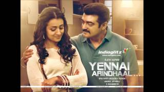 Idhayathil Edho Ondru | Yennai Arinthaal MP3 with Lyrics with Beautiful Pictures