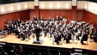 The Eastern Wind Symphony - Sleigh Ride