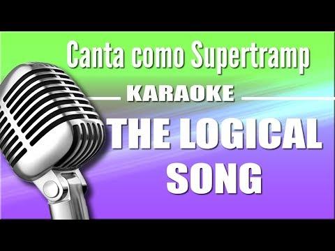 Supertramp - The Logical Song - Karaoke Vision
