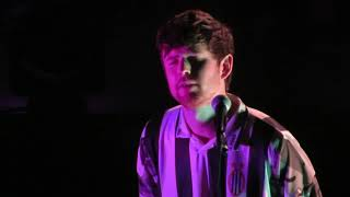 James Blake - I Cant Believe That We Float - Live @ Immanuel Presbyterian 12-9-17 in HD