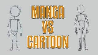 MANGA VS DESSIN ANIMÉ