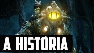 Sessão Spoiler - A História de Bioshock 2