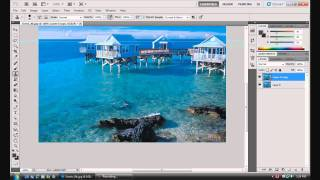 Photoshop CS5 Tutorials:Beginners: Clone Stamp Tool