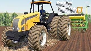 INICIANDO O PLANTIO DE FEIJÃO   Farming Simulator 19 - Paraná Oeste