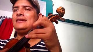 Tutoríal para violín de fiesta en Jalisco mariachi Vargas.