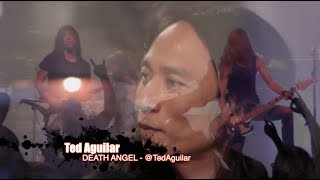 Ted Aguilar on DEATH ANGEL's Legacy, Tour with CHILDREN OF BODOM, NEW Album & THRASHUMENTARY!