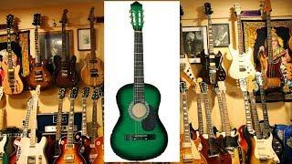 Обзор китайской супер гитары с ebay и aliexpress.