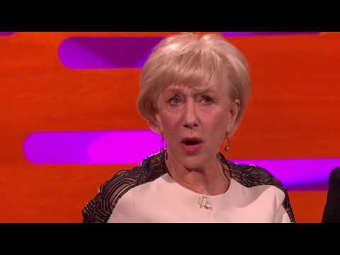 The Graham Norton Show kevin costner, Helen Mirren, Ewan McGregor, Eric Bana, Ricky Gervais