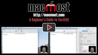 A Beginner's Guide to TextEdit (#1508)
