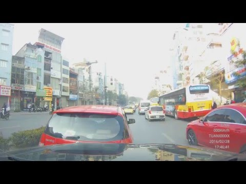 Car crash in Vietnam 2016 tổng hợp P7