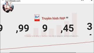 Ăn Mừng 10000000 SUBSCRIBES nhóm fap tv số 1 Việt Nam