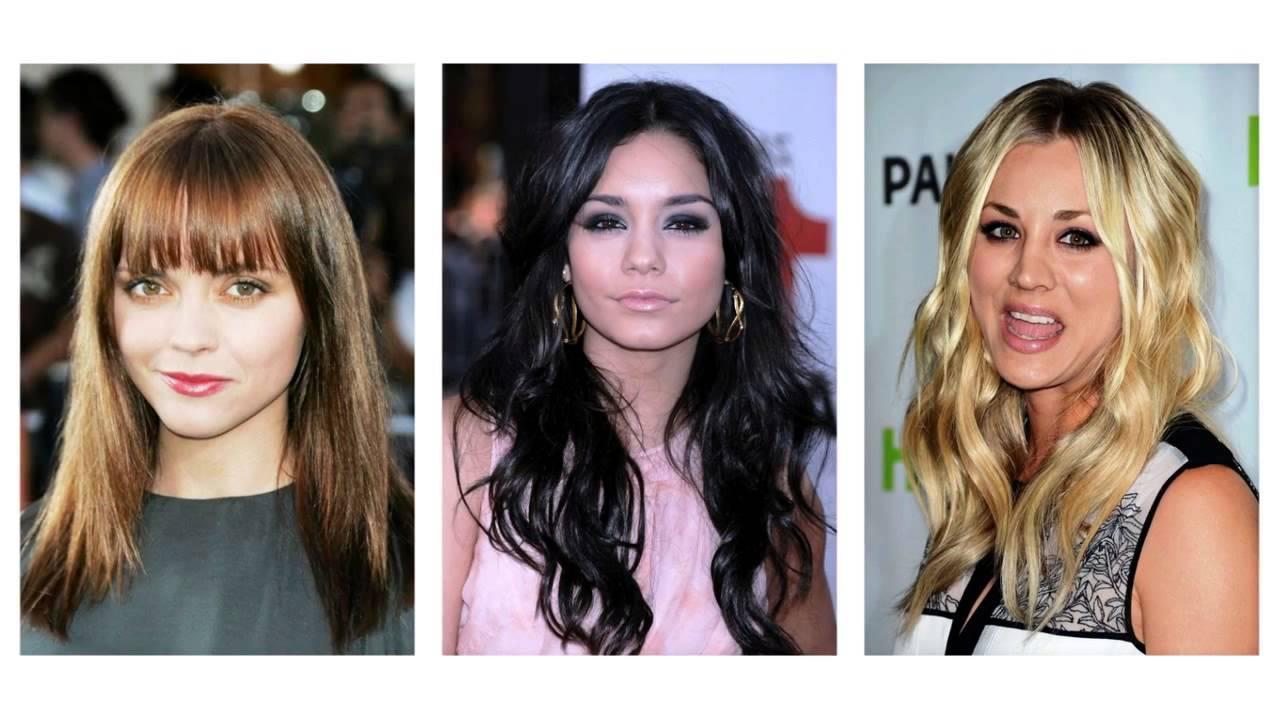 Preferenza Tagli capelli medi per capelli fini - YouTube UP41