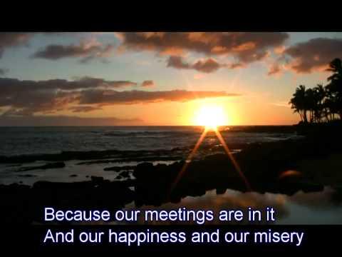 Ana Baacha Al Bahr (HD- English lyrics)...
