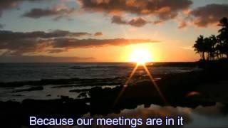 Ana Baacha Al Bahr (HD- English lyrics) نجاة الصغيرة - انا بعشق البحر