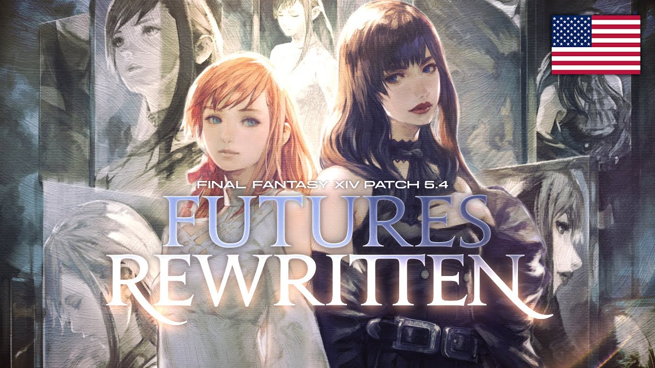 final fantasy xiv patch 5 4 futures rewritten