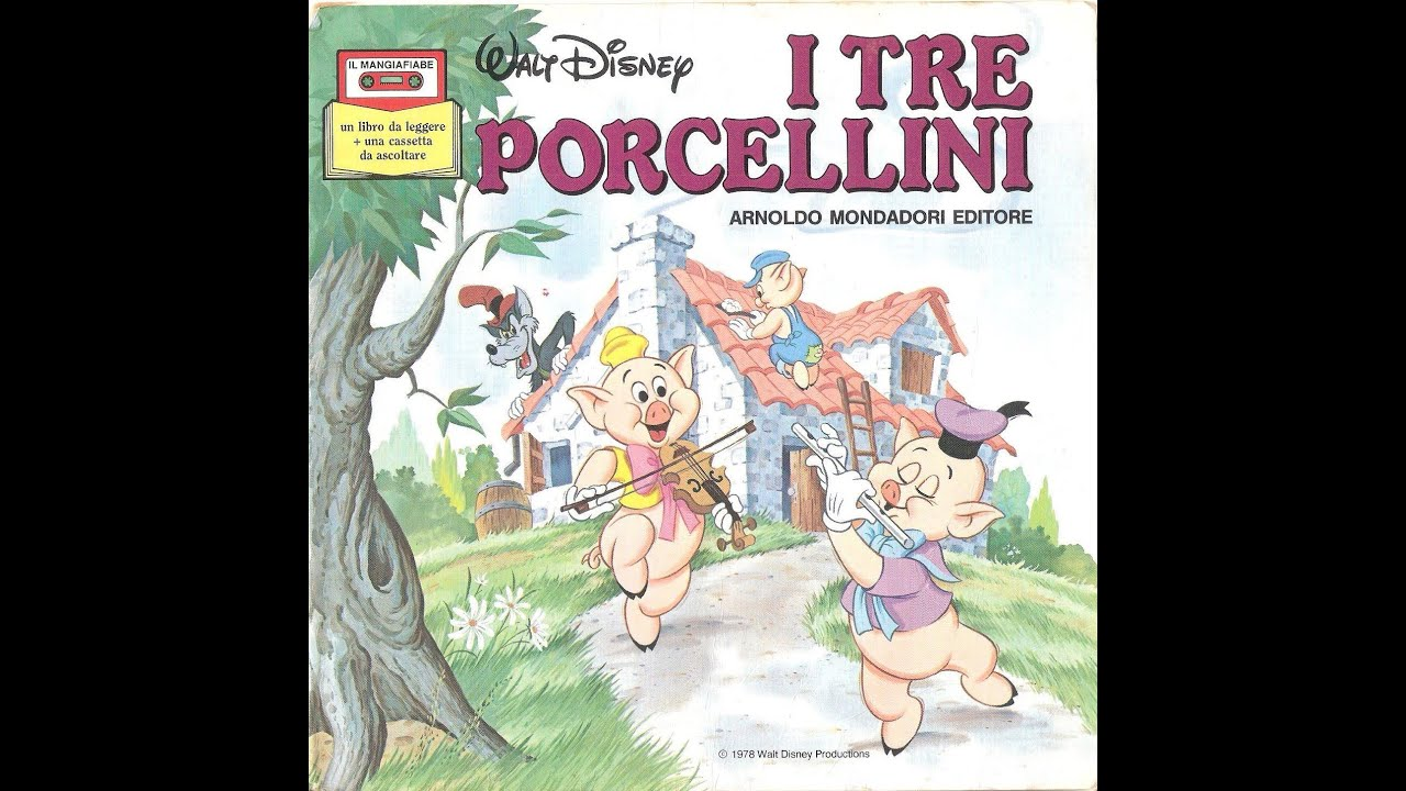 Top I tre porcellini - Favole per bambini - audiolibro - YouTube SY31