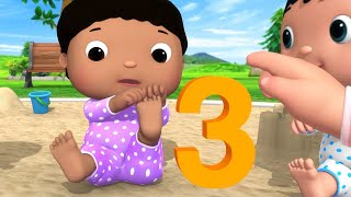 Little Baby Bum | 10 Little Baby Feet | Baby Songs +More Nursery Rhymes and Kids Songs