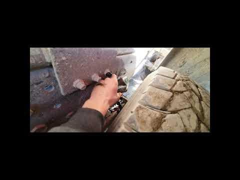 Как я борюсь с хрустом рессор КамАЗ#Миксер#Автобетоносмеситель#6520