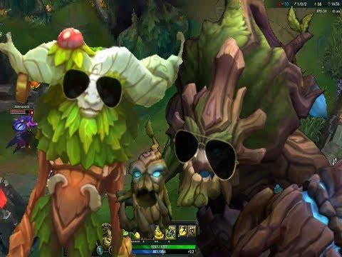 Les Rebelles de la forêt : a LoL Story