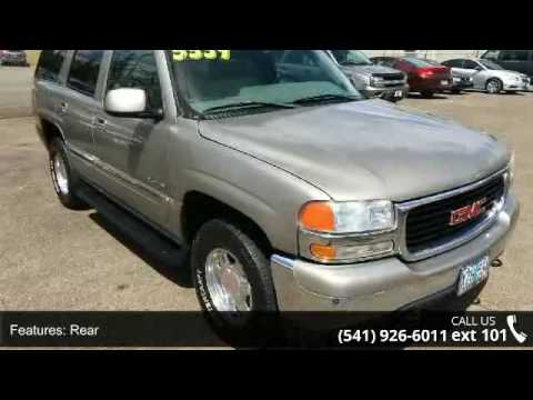 2001 gmc yukon mark thomas motors albany or 97321