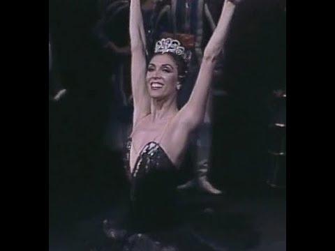 Lubov Kunakova as Odile in 'Swan Lake' (1992)