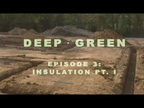 Green Building Episode 3: Concrete Slab Insulation for Energy Efficiency