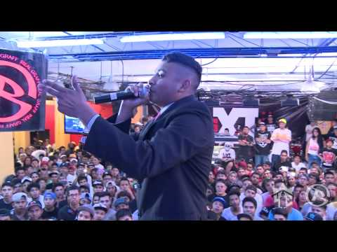 Batalla Linea Dieciseis XL Sony (Argentina) VS Jack (México) (Video Oficial)