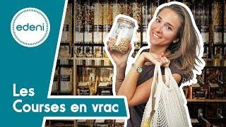 COURSES ZEROWASTE : Le vrac, les supermarchés et gagner du temps !