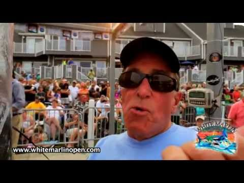 White Marlin Open 2014 - 'Day 4 Offshore/Scales'
