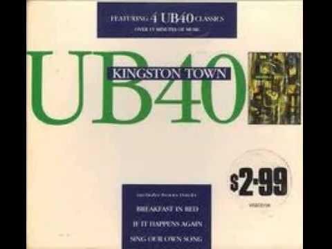 UB40   Kingston Town Instrumental