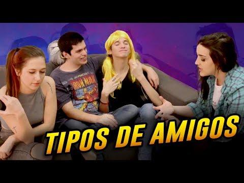 TIPOS DE AMIGOS ft Dai Hernandez y El Demente