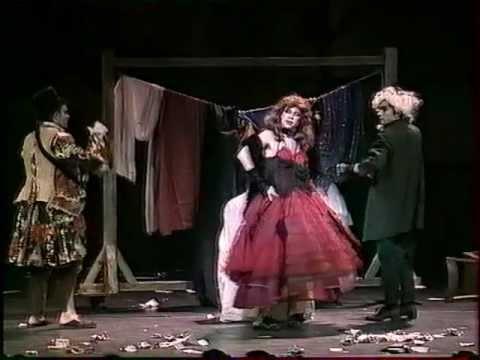 THE BEGGAR'S OPERA (3) - L'opéra des gueux de J. Gay.  Kojoukharov / Bacry  / OPÉRA JUNIOR