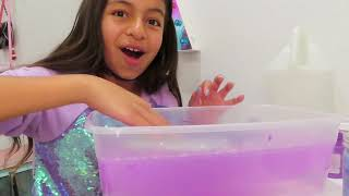 31K_SPECIAL!!_MAKING_A_GALLON_OF_SLIME!!!
