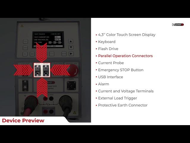The Battery Capacity Tester – DV Power BLU200A
