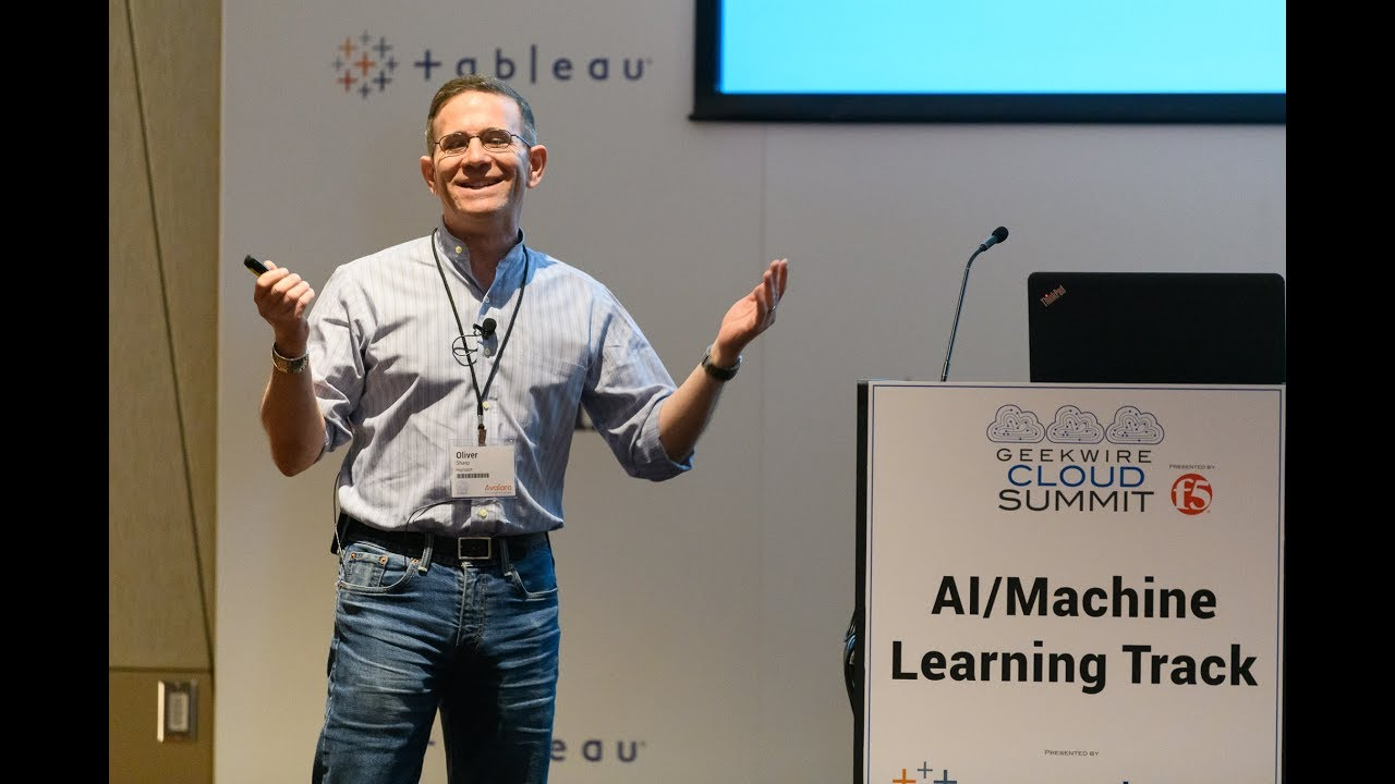 Cloud Summit 2019: AI/Machine Learning Track