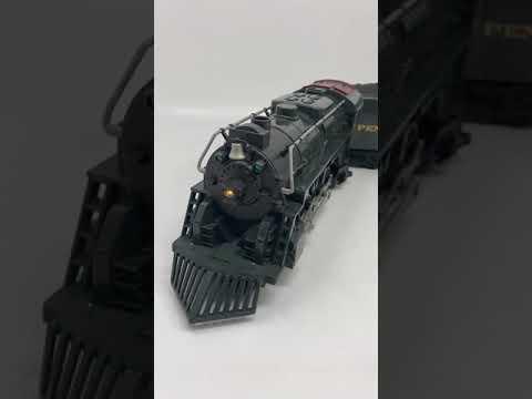 Lionel Pennsylvania Flyer Locomotive Tender Train 7-11140 G Gauge
