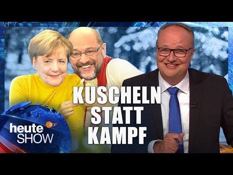 Die Bilanz vom Kanzlerduell 2017 - Merkel vs Schulz   heute-show vom 08.09.2017