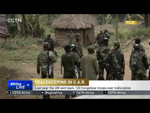 UN alarmed by the conduct of DR Congo troops