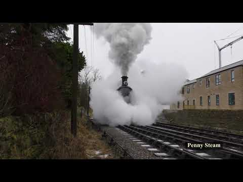 There be a Little Welsh Tank Engine in the Valley