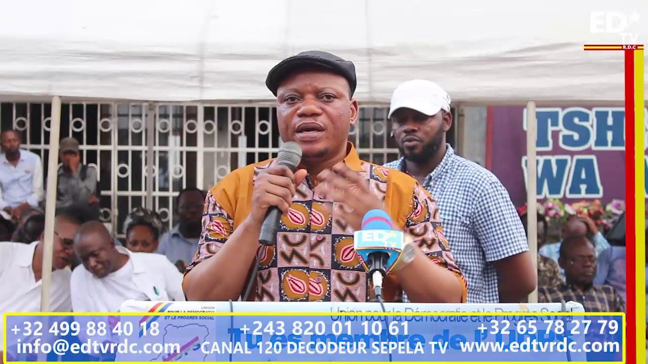 JM KABUND MOBILISE POUR LE 19 DÉCEMBRE 2017, ALOBI BI BIMA PARTOU NA CONGO