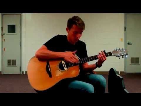 Carson Hume -- Carry Me [Heavenfest 2015 Talent Search]