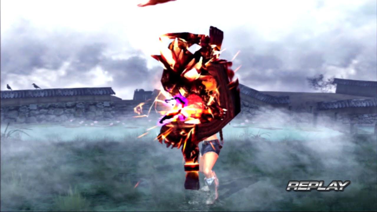 Tekken 5 Ps3 Ghost Battle Jinpachi Part2 دیدئو Dideo