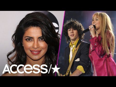 Priyanka Chopra Expertly Chimed In After Nick Jonas Praised Miley Cyrus' Throwback Pics | Access Mp3