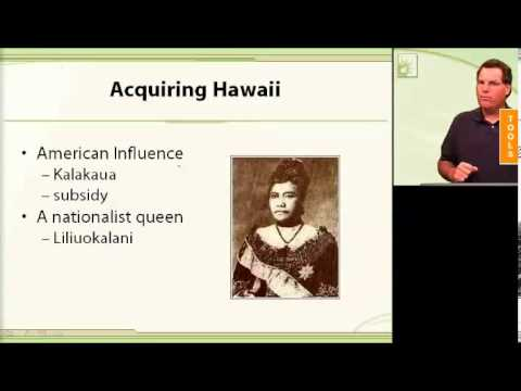 Expansion in the Pacific(History Lesson)