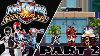 "Power Rangers Super Legends DS (NEW) | Part 2 ""OVERDRIVE ACCELERATE!"""