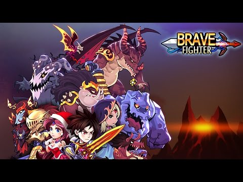 Brave Fighter - Android Gameplay [1080p]