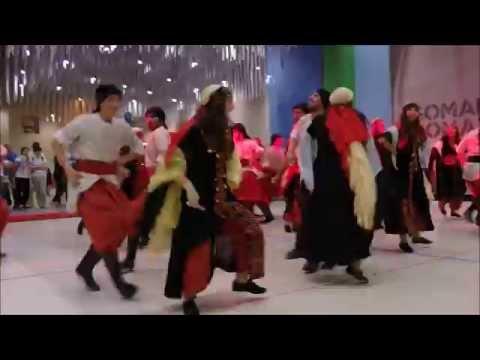 Dance show, Palestine Pavilion EXPO MILANO 2015