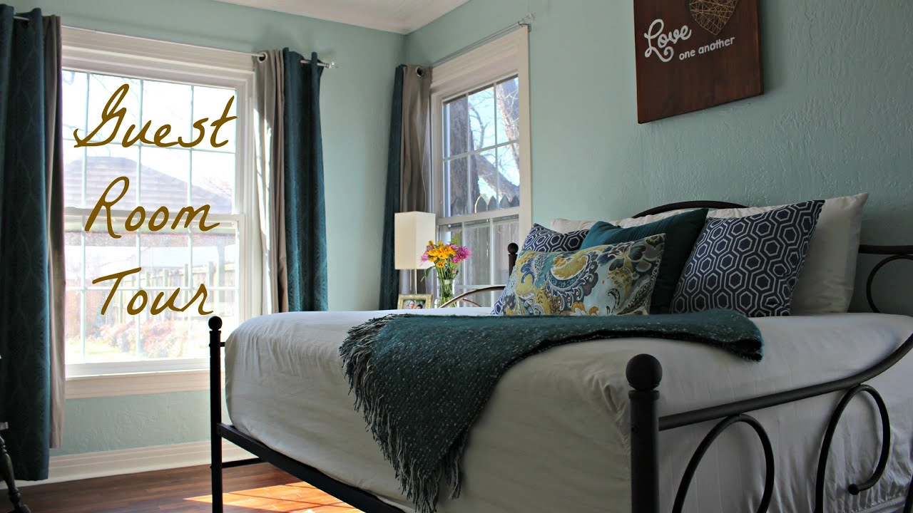 Guest Room Tour - YouTube