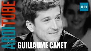Interview au lit avec Canet de Guillaume Canet - Archive INA