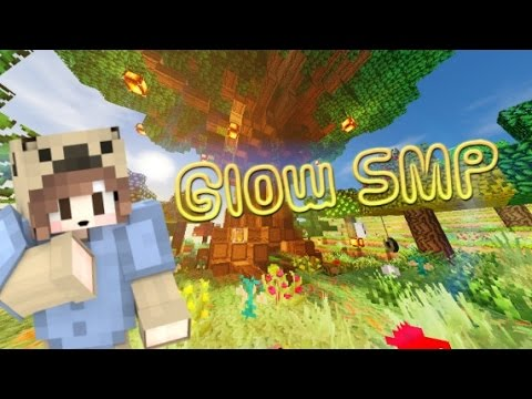 Glow SMP: A Beautiful New World! (Ep1)